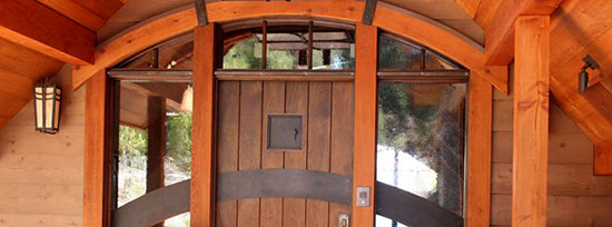 Craftsman Custom Door