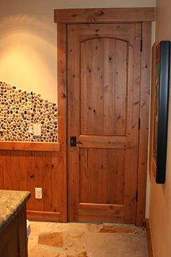 Superbe High Sierra Custom Door