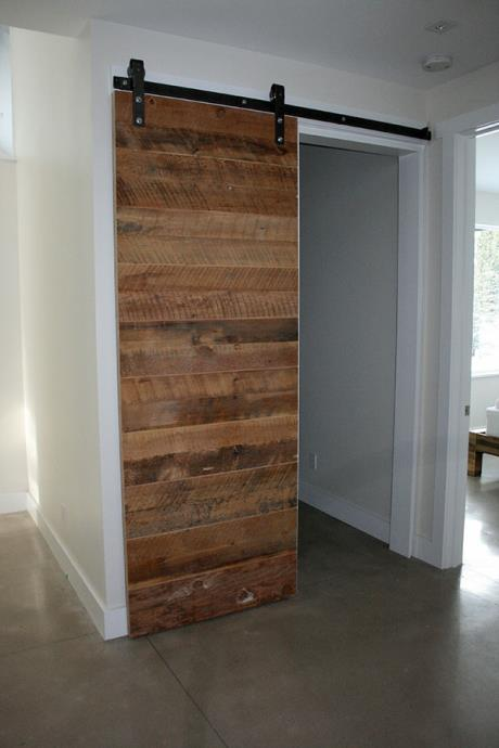 Barn Slider Custom Door