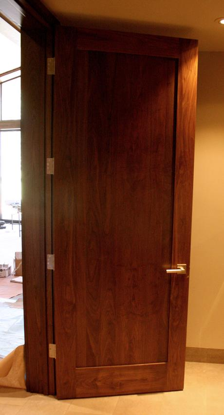 Modern and Contemporary Interior Custom Door
